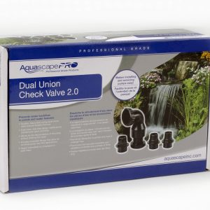 Dual Union Check Valve 2.0