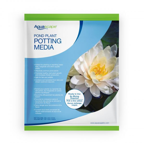 Pond Plant Potting Media 432 Cubic Inches