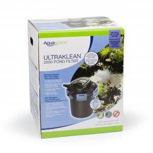 UltraKlean 2000 Pond Filter